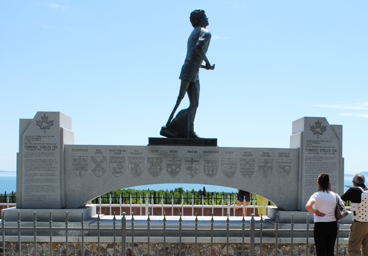 Terry Fox story